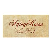 Aging Room Bin No1