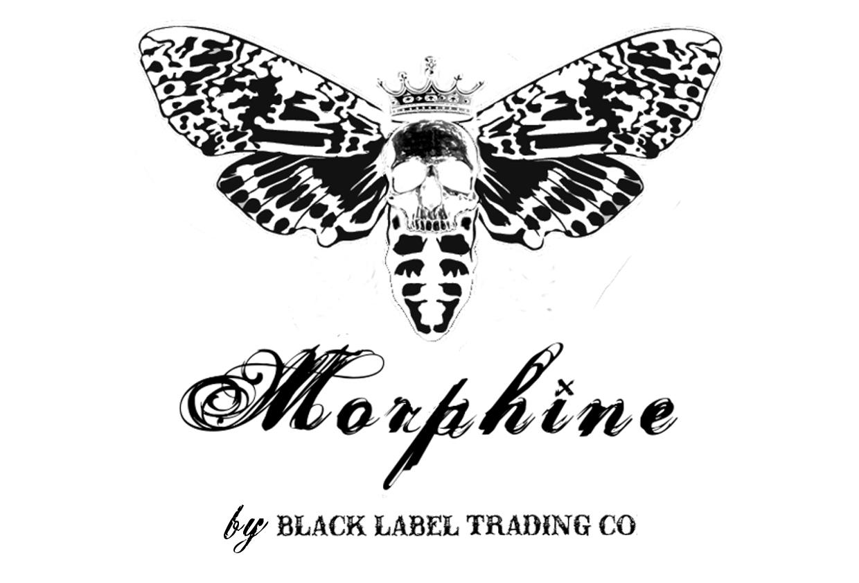 Morphine-cigars